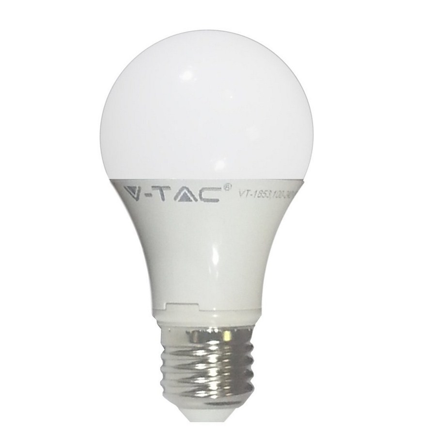 Drop lamp LED 12W E27 Warm Light 1055Lumen 2700  u00b0 V TAC   Rizzo tool -> Lampade A Led Tac