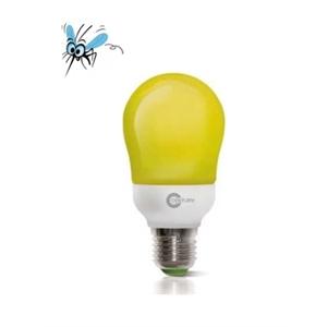 Lampada antizanzare gialla 15w 60 e27 basso consumo for Lampada antizanzare