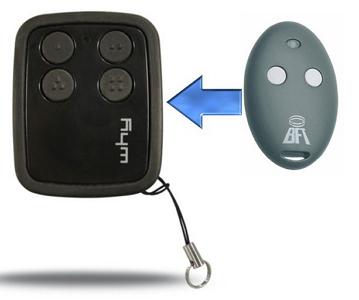 Duplicato Telecomando Cancelli Bft Mitto 2t 433 Rolling Code Con Why